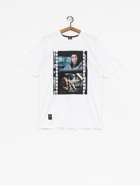 T-shirt MassDnm How High (white)