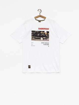 T-shirt MassDnm Turbo 2Pack (white)
