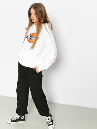 Bluza z kapturem Dickies Nevada HD Wmn (white)