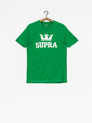 T-shirt Supra Above Reg (green/white white)