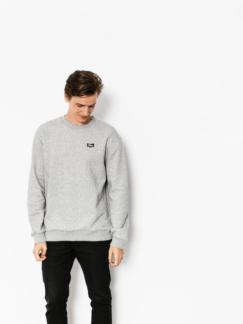 Bluza Brixton Stith Wl Crew (heather grey)