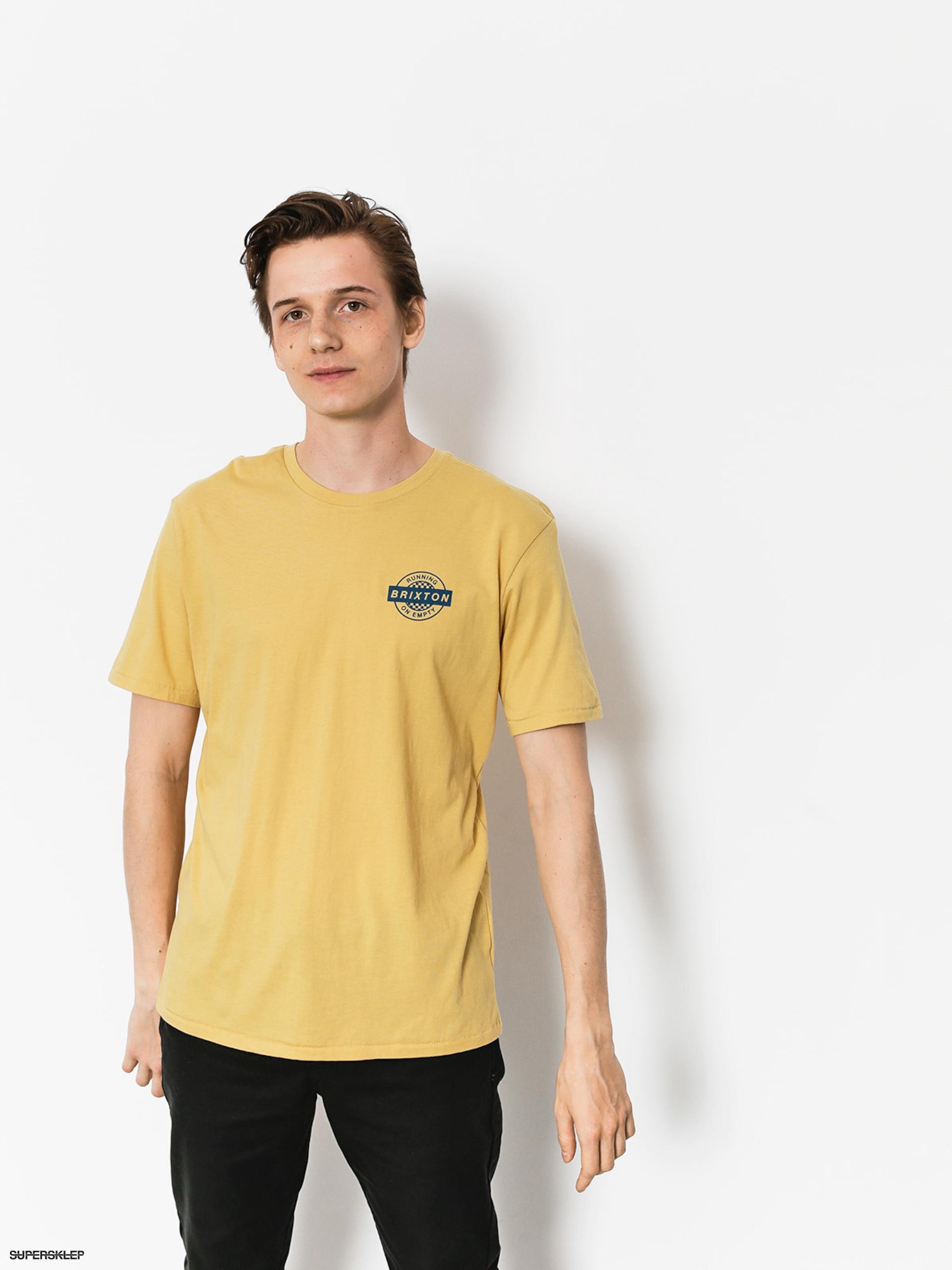 T-shirt Brixton Speedway Prt
