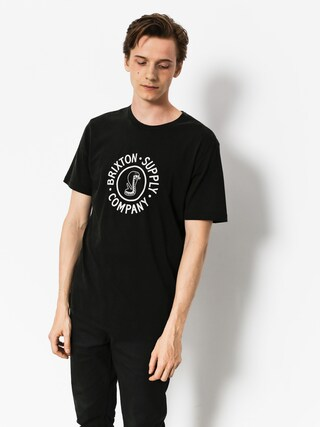 T-shirt Brixton Battalion Prt (black)