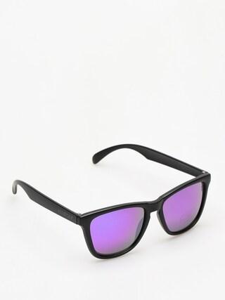 Okulary przeciwsłoneczne Majesty Shades M (black/purple mirror lens)