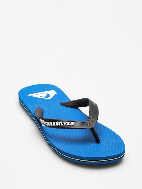 Japonki Quiksilver Molokai (black/blue/black)