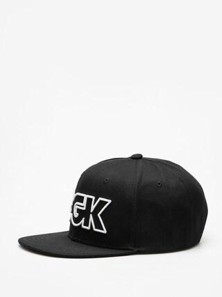 Czapka z daszkiem DGK Outline ZD (black)