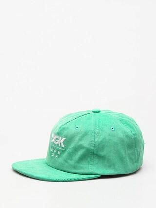 Czapka z daszkiem DGK Major ZD (green)
