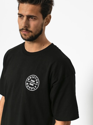 T-shirt Brixton Oath Stt (black)