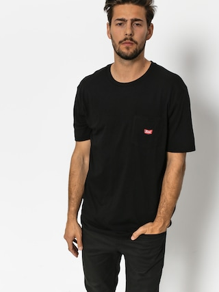 T-shirt Brixton Stith Wl Pkt (black)