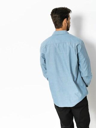 Koszula Brixton Charter Oxford Wvn (light blue chambray)