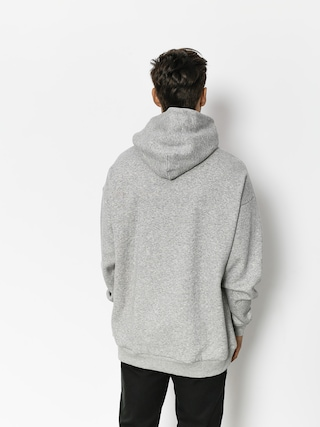 Bluza z kapturem Brixton Edison HD (heather grey)
