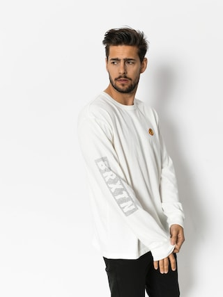 Longsleeve Brixton Fang Knit (off white)