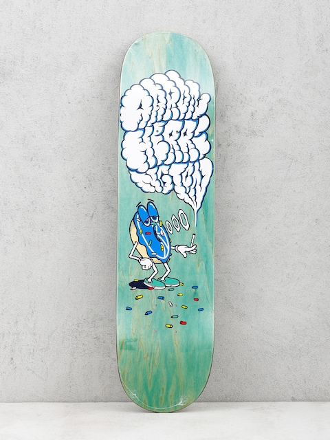 Deck Polar Skate Smoking Donut Aaron Herrington (green)