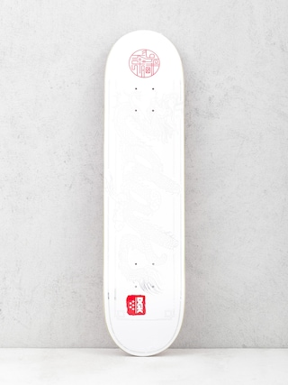 Deck DGK Dragon (white)
