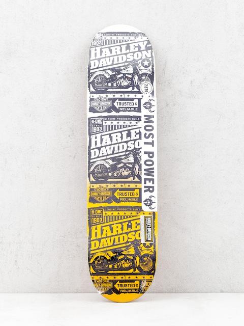 Deck Darkstar Harley Davidson Ride Free