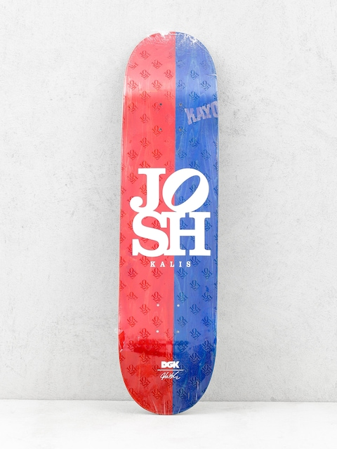 Deck DGK Kalis Legacy (red/navy)
