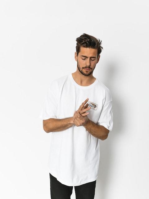 T-shirt Brixton Messenger Stt (white)