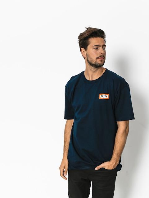T-shirt Brixton Rockford Stt