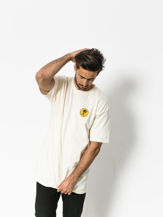 T-shirt Brixton Fang Stt (off white)