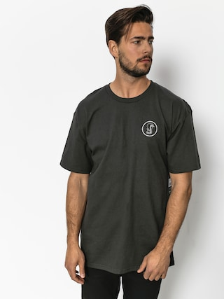 T-shirt Brixton Fang Stt (washed black)