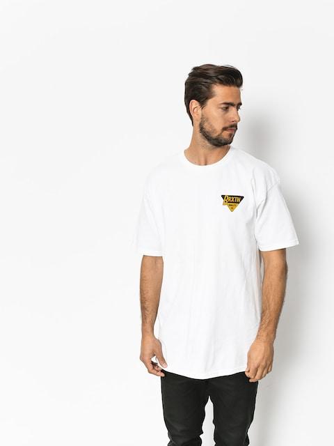 T-shirt Brixton Norton Stt (white)