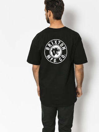 T-shirt Brixton Prowler II Stt (black)