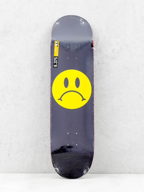 Deck Enjoi Frowney Face (black)
