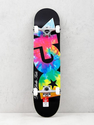 Deskorolka DGK Dont Trip (black/multi)