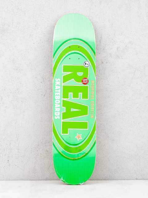 Deck Real Oval Remix (green)