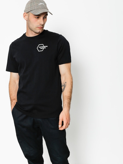T-shirt New Balance Numeric New Hex (black)