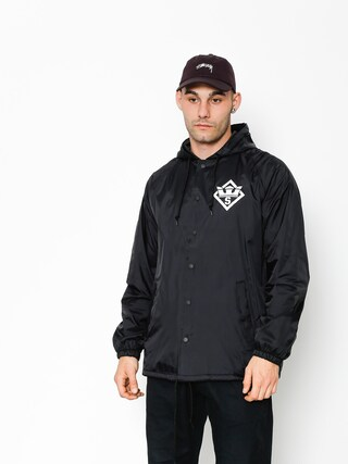 Kurtka Supra Stencil Hood Coaches (black)