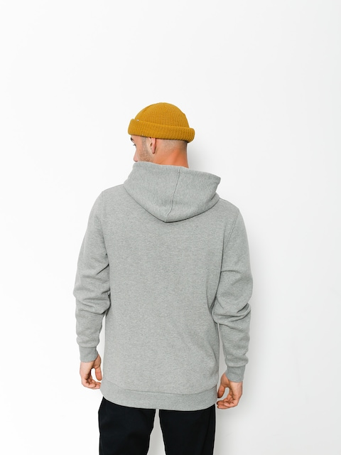 Bluza z kapturem Supra Lines HD (grey heather)