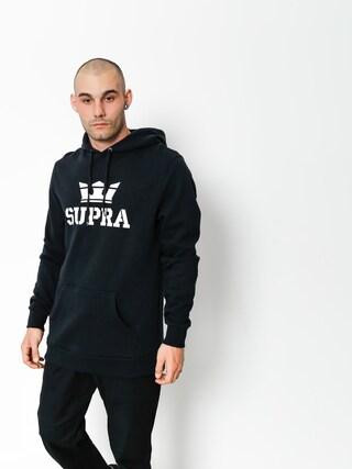 Bluza z kapturem Supra Above HD (navy white)