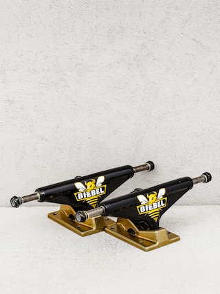 Traki Venture Biebel (black/gold)