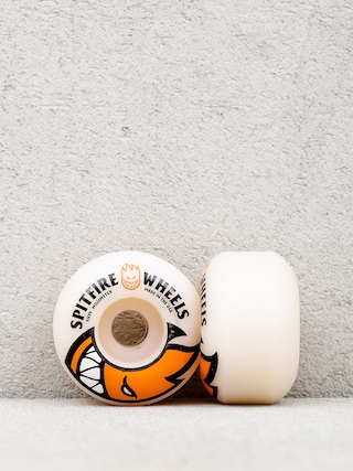Kółka Spitfire Bighead (white/orange)