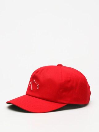 Czapka z daszkiem Brixton Empty ZD (red)