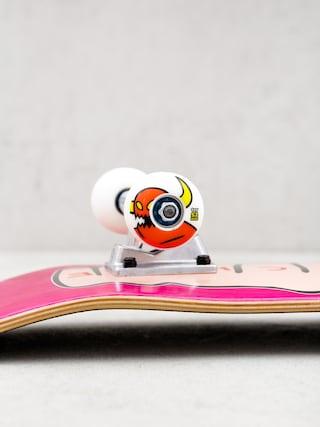 Deskorolka Toy Machine Fists Woodgrain (pink)