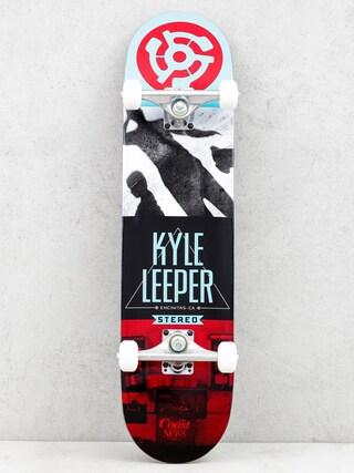 Deskorolka Stereo Encinitas Ca Kyle Leeper (teal/white/black/red)