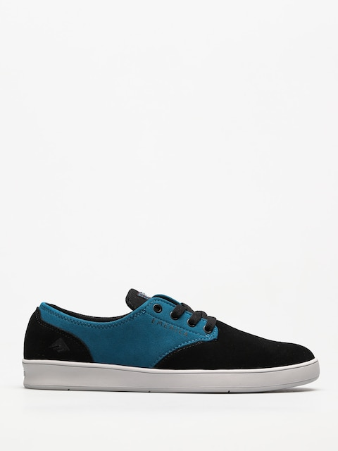 Buty Emerica The Romero Laced X Toy Machine (black/turquoise)