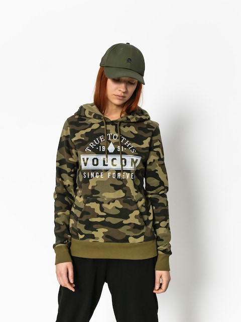 Bluza z kapturem Volcom Vol Stone HD Wmn (dca)