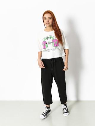 T-shirt Volcom Ozzie Wmn (wht)