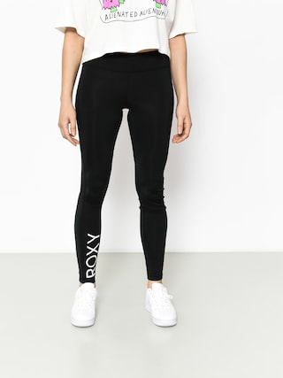 Legginsy Roxy Spy Game Pant Wmn (anthracite)