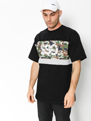 T-shirt SSG Moro Cut (black)