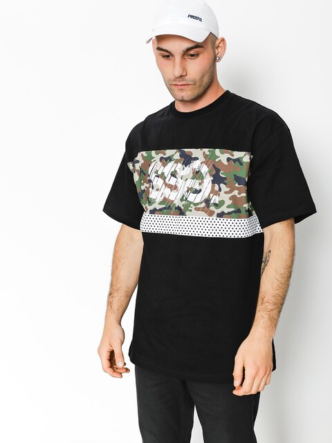 T-shirt SSG Moro Cut (black)