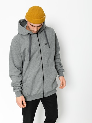 Bluza z kapturem SSG Classic ZHD (heather grey)