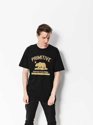 T-shirt Primitive Cultivated Solid (black)