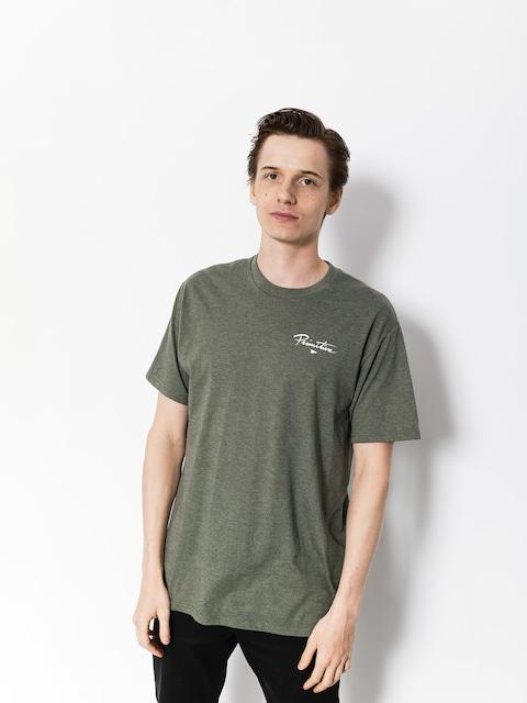 T-shirt Primitive Nuevo Pennant Core (olive)