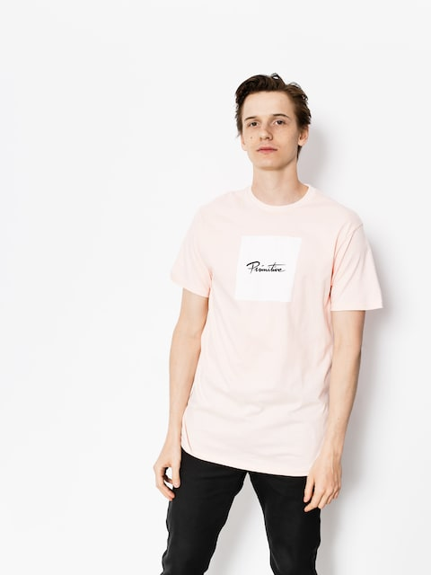 T-shirt Primitive Nuevo Box Veneer (salmon)