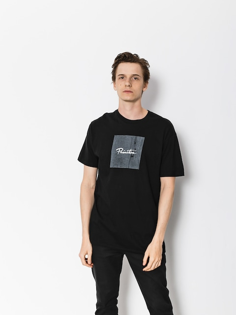 T-shirt Primitive Nuevo Box Veneer (black)