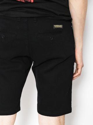 Szorty Turbokolor Chino Shorts (black)